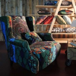 high-end upholstery fabric