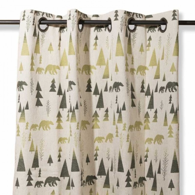 chalet curtains